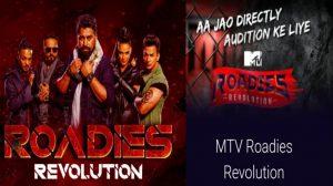 Roadies Revolution 2020 LIVE Auditions Open on Voot