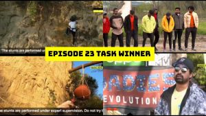 """Roadies Episode 23- """"Let's snatch the Immunity."""""""