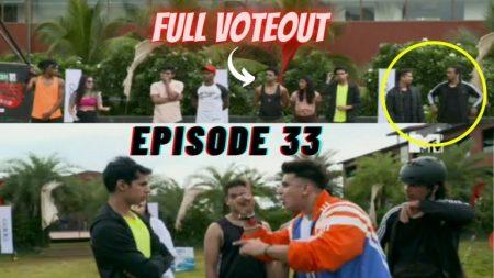 MTV Roadies Revolution Episode 33 Full Voteout Task Winners