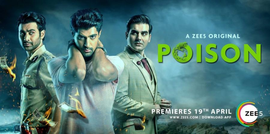 Poison Hindi Series Tamilrockers