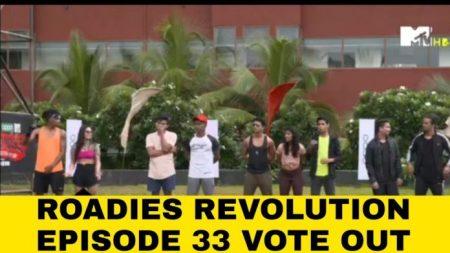 Roadies Revolution 26th december 33rd episode vote out immunity updates 696x392 1