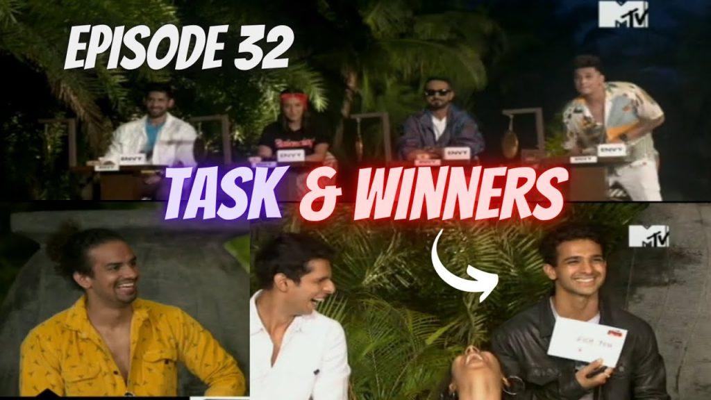 Roadies Revolution Episode 32: Fun ride leading to double vote-out.
