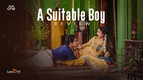 A Suitable Boy: Plot, cast and review.