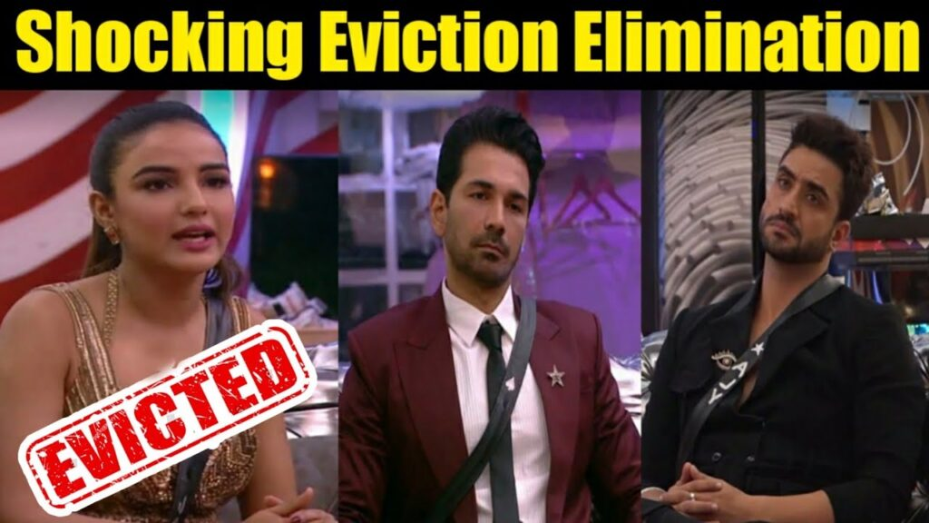 JASMIN BHASIN'S SHOCKING EVICTION?