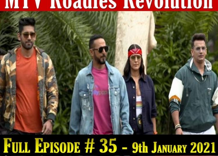 MTV Roadies Revolution Ep 35