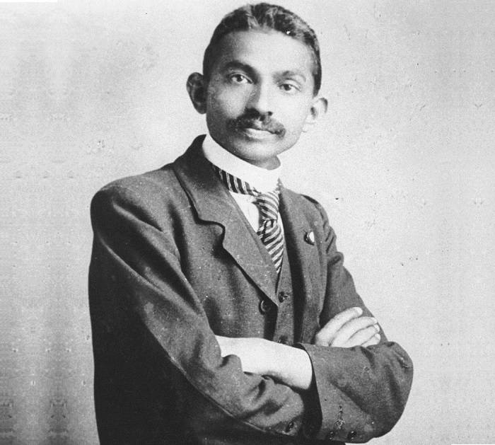 Mahatma Gandhi ili 196 img 2