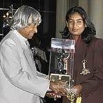 Mithali Raj Receiving Arjuna Award 150x150 1