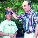 Mithali Raj With Her Coach Vinod Sharma 150x150 1