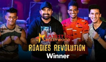 Roadies Revolution Top 3 Finalist