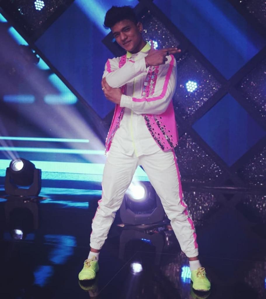 AJAY TIGER POP: INDIA'S BEST DANCER SEASON 1 - BIOGRAPHY INFO
