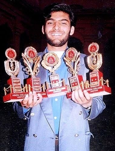 Kapil Sharma received several awards during college days 1