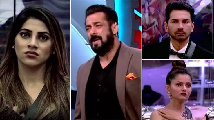 Salman Khan in Bigg Boss 14