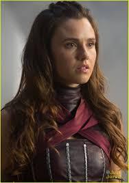 Could Poppy Drayton's Amberle Return For 'The Shannara Chronicles' Season  Two?: Photo 1077080   Poppy Drayton, The Shannara Chronicles Pictures    Just Jared Jr.