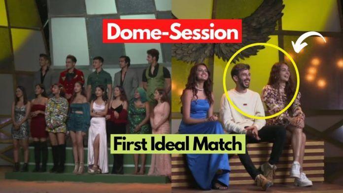 splitsvilla x3 episode 3 20th march dome session ideal match 696x392 1