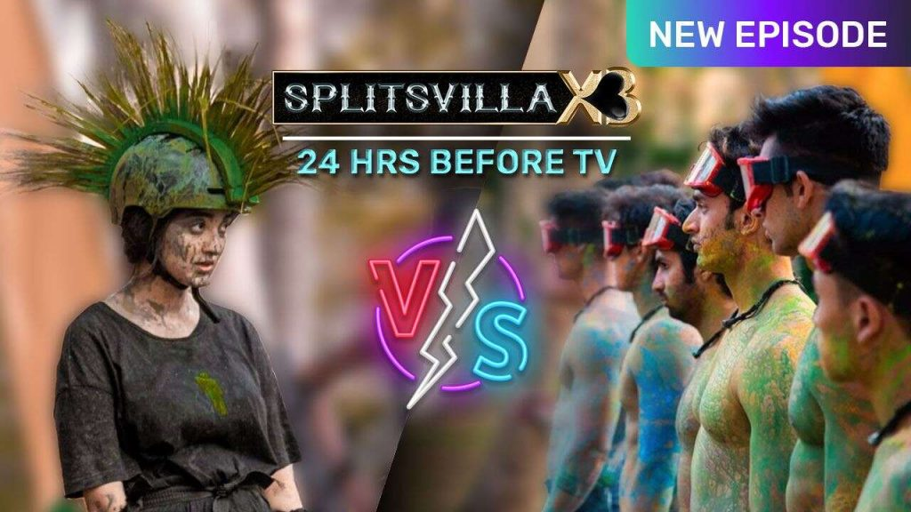 Watch Full Splitsvilla 13- 1st May Full Episode 9