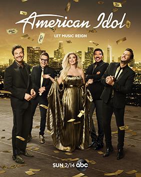 American Idol S19 poster