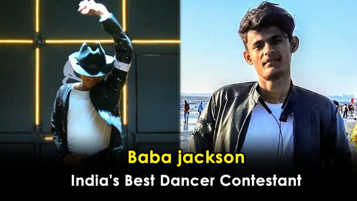 Baba Jackson Yuvraj Indias Best Dancer Contestant Wiki Age Weight Height Bio and More