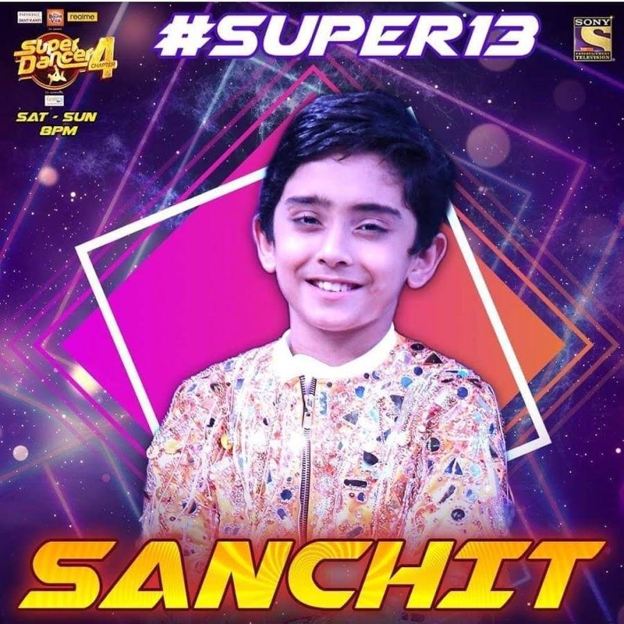 Sanchit Chanana Super Dancer 4 Biography