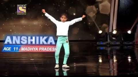 Anshika Rajput Super Dancer 4 Biography