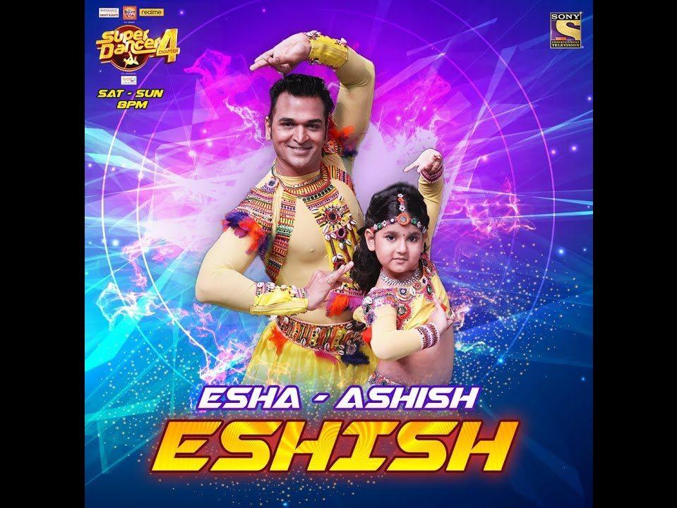 Esha Mishra Super Dancer Chapter 4 Biography