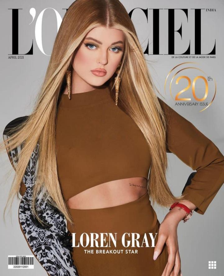 Loren Gray Age, Height, Biography 2021 Wiki, Net worth, Lifestyle