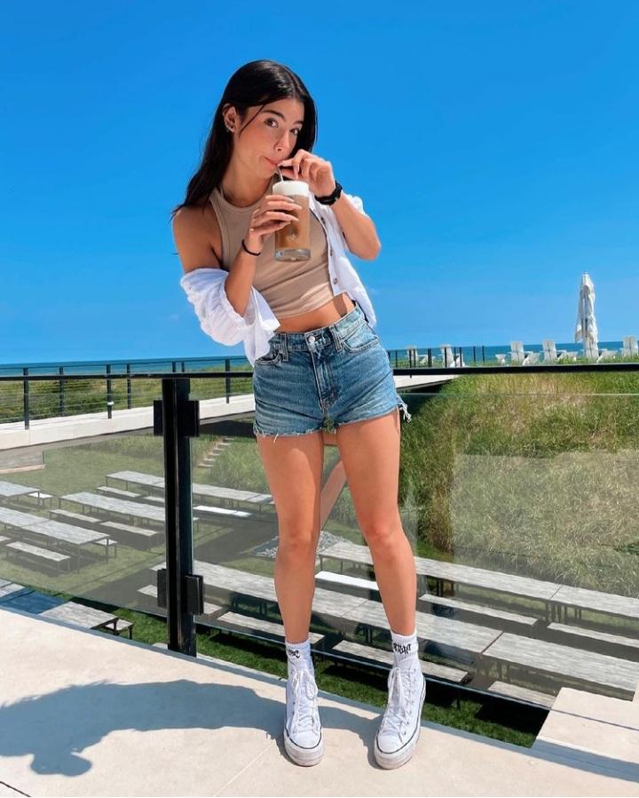 Charli D'Amelio Biography 2021 Wiki, Age, Height, Net worth, Boyfriend (all about 17 year old sensation)