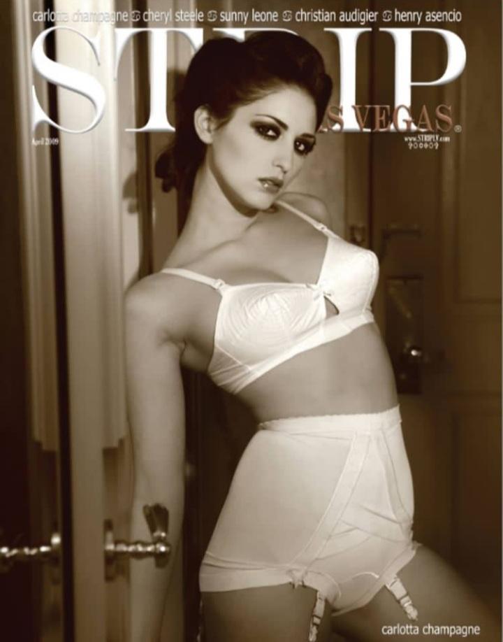 Carlotta Champagne Biography 2021 Wiki, Age, Height, Net worth, Boyfriend