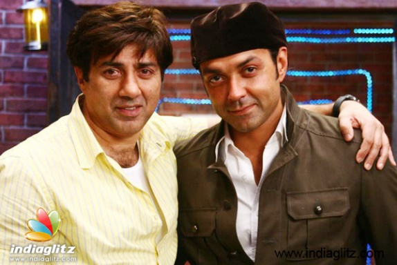 Bobby Deol brother sunny deol