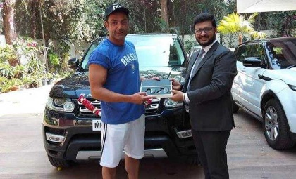 Car Collection of Bobby Deol