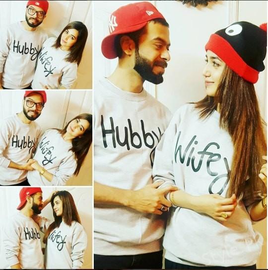 Recent Clicks of Anum Fayyaz with her Husband Asad Anwar 3