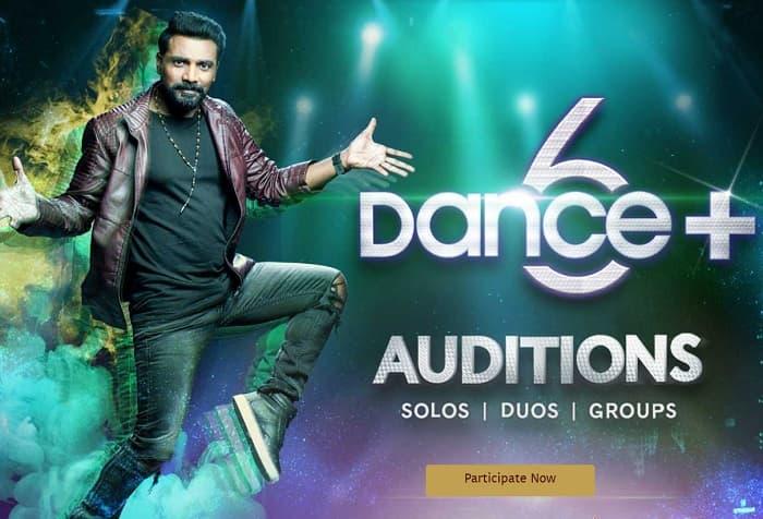 Dance Plus Season 6 Auditions