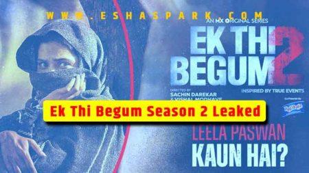 Ek Thi Begum Season 2 Web Series Download 1280x720 1