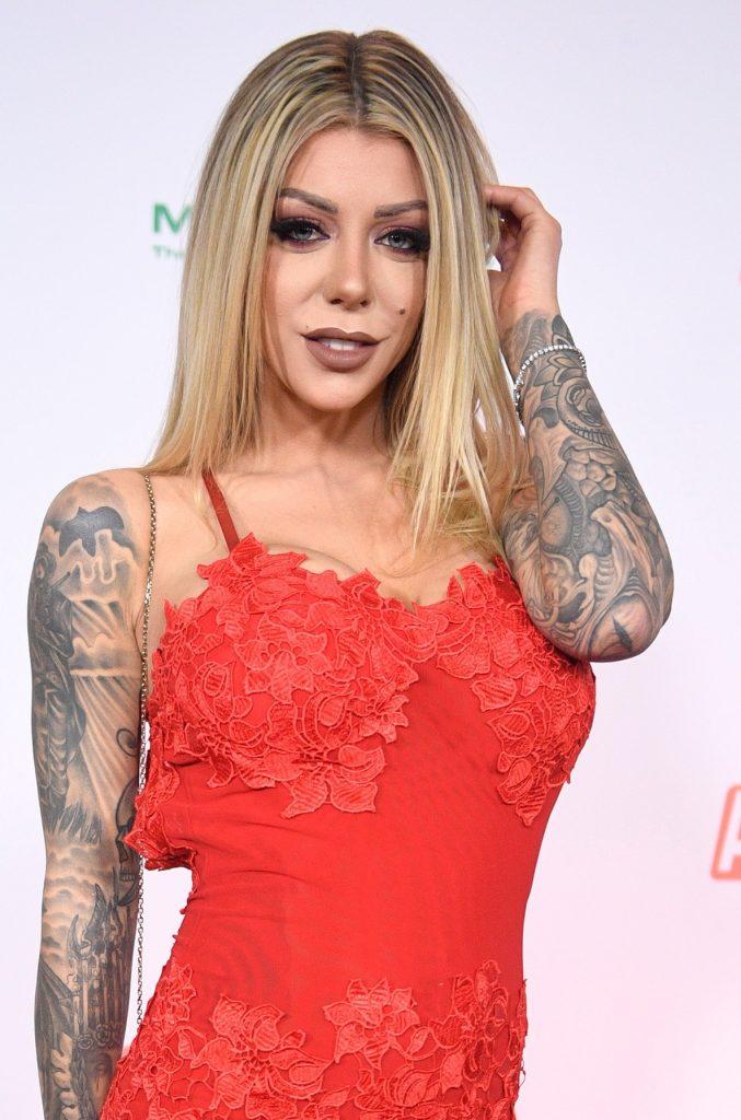 Karma RX 2018 AVN Awards Red Carpet